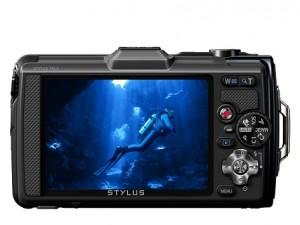 appareil photo étanche olympus